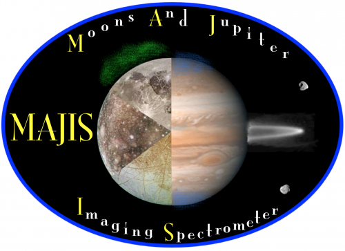 MAJIS: exploring Jupiter's Icy Moons